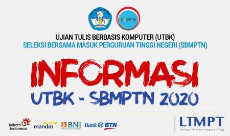 Pelaksanaan UTBK-SBMPTN 2020 dalam Kondisi Pandemi Covid-19 | LTMPT